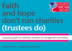 A practical guide for voluntary members of management committees
