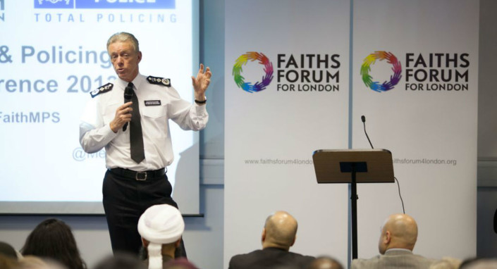 Police and Faith Leaders Come Together for a Safer London